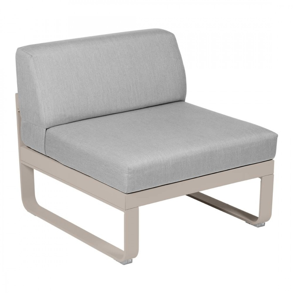 Fermob Sofa Bellevie - Flanellgrau