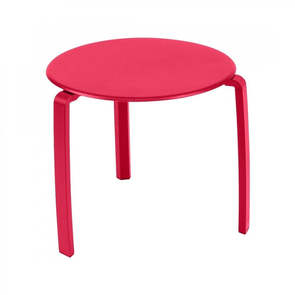 Fermob niedriger Tisch Alize, Ø 48 cm