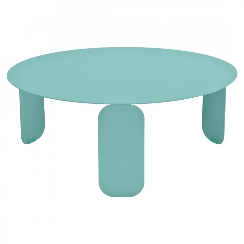 Fermob niedriger Tisch Bebop, Ø 80 cm