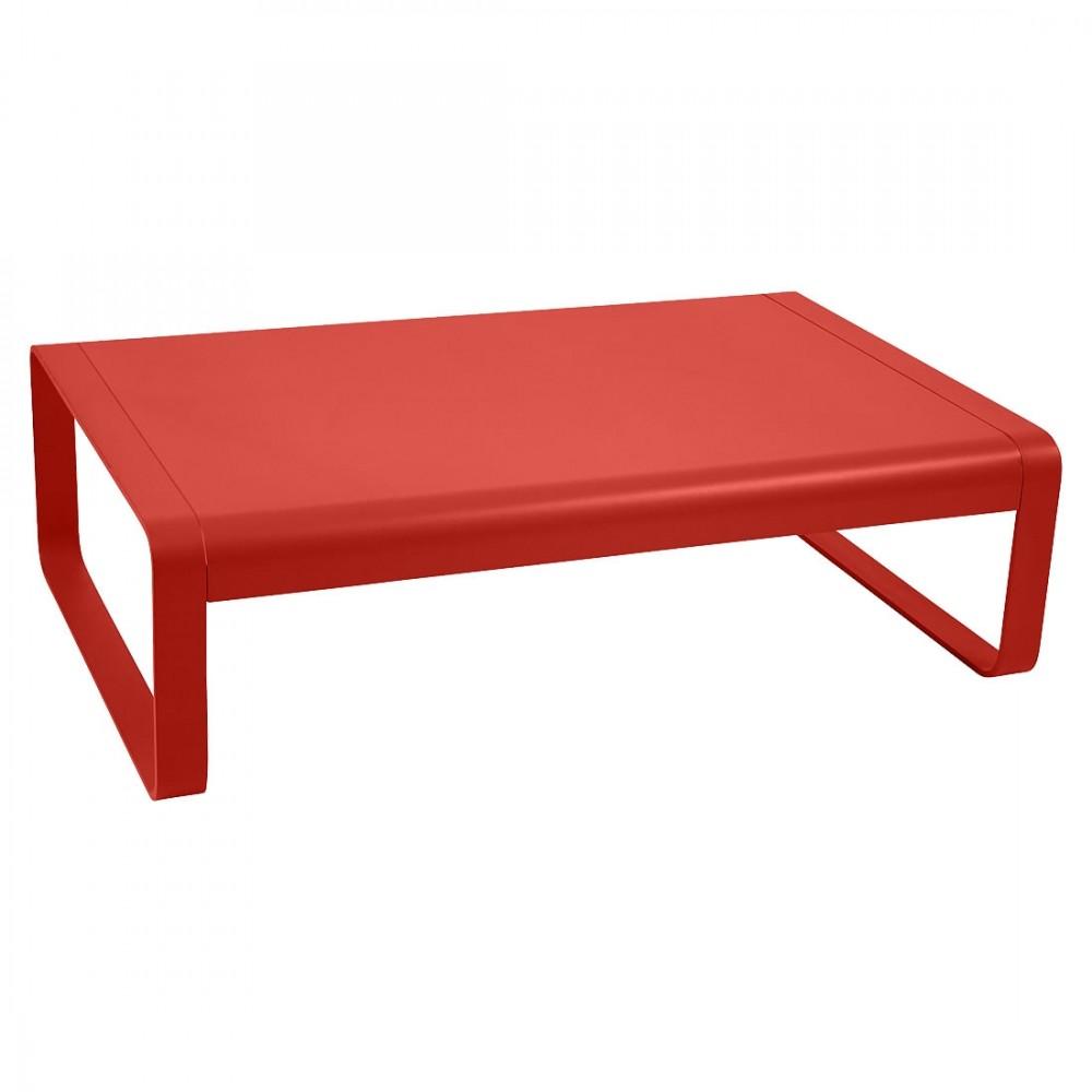 Fermob niedriger Tisch Bellevie, 103 x 75 cm