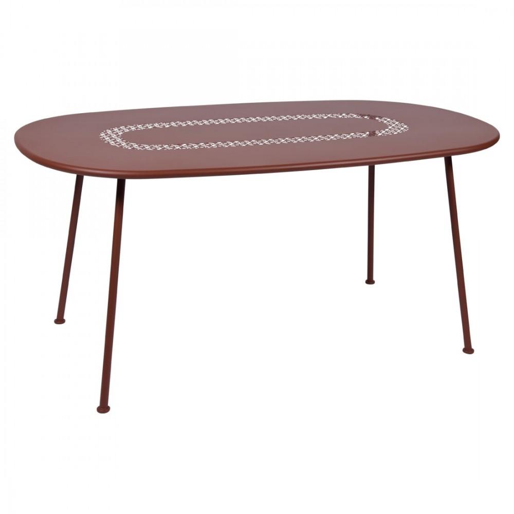 Fermob Tisch Lorette, oval, 160 x 90 cm