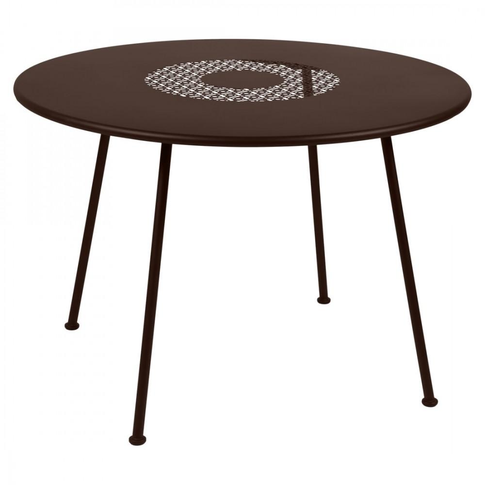 Fermob Tisch Lorette, rund, Ø 110 cm