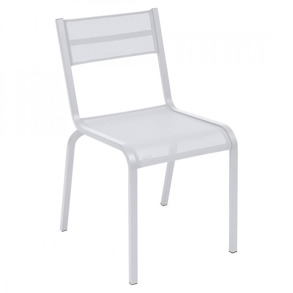 Fermob Stuhl Oleron - Baumwollweiß