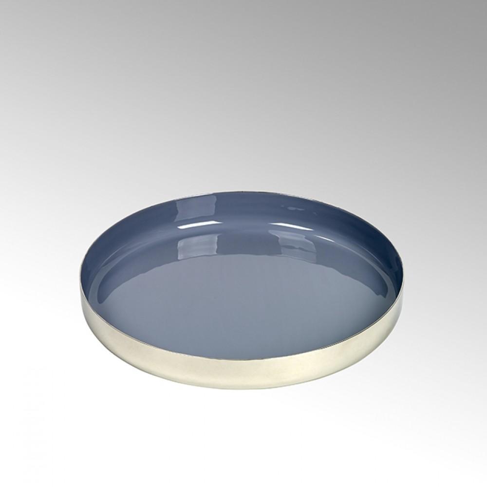 Lambert Tablett Malmö, Grau, Ø 30 cm