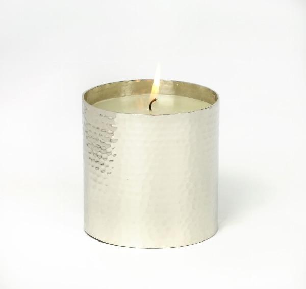 Kerze im Gefäß Noor