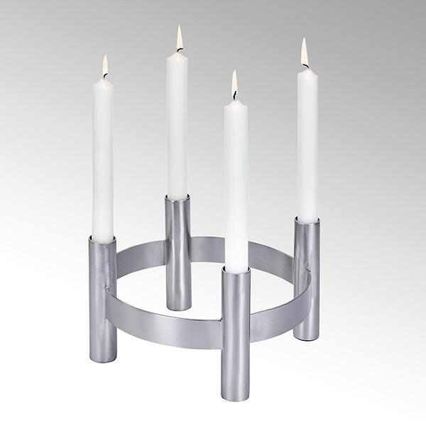 Kerzenhalter / Festkranz Mizar