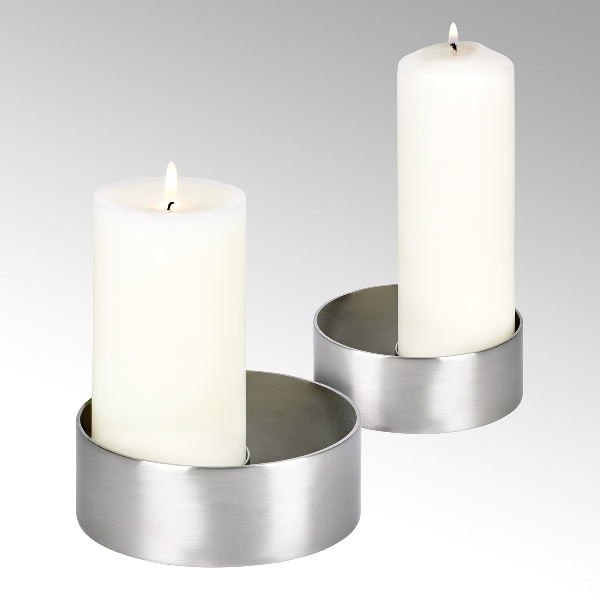 Teelichthalter / Kerzenhalter Arvid