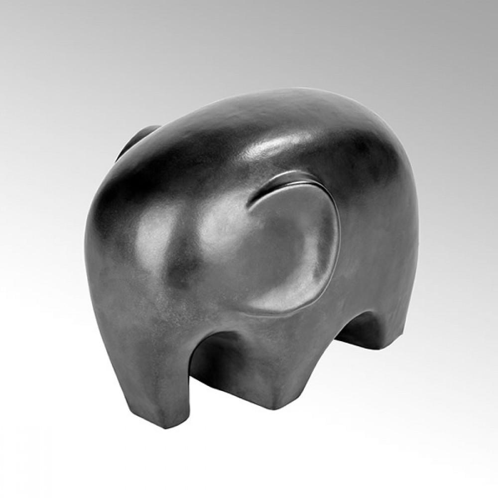 Lambert Dekofigur Elefant Hathi, H 13 cm