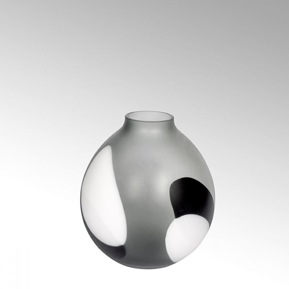 Lambert Glasvase Morandi, H 33,5 cm