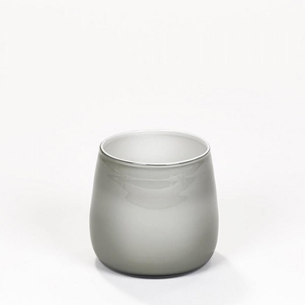 Lambert kleine Vase Pisano - Platin