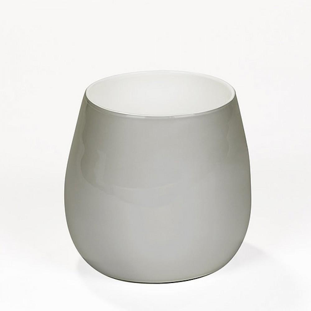 Lambert mittlere Vase Pisano - Platin