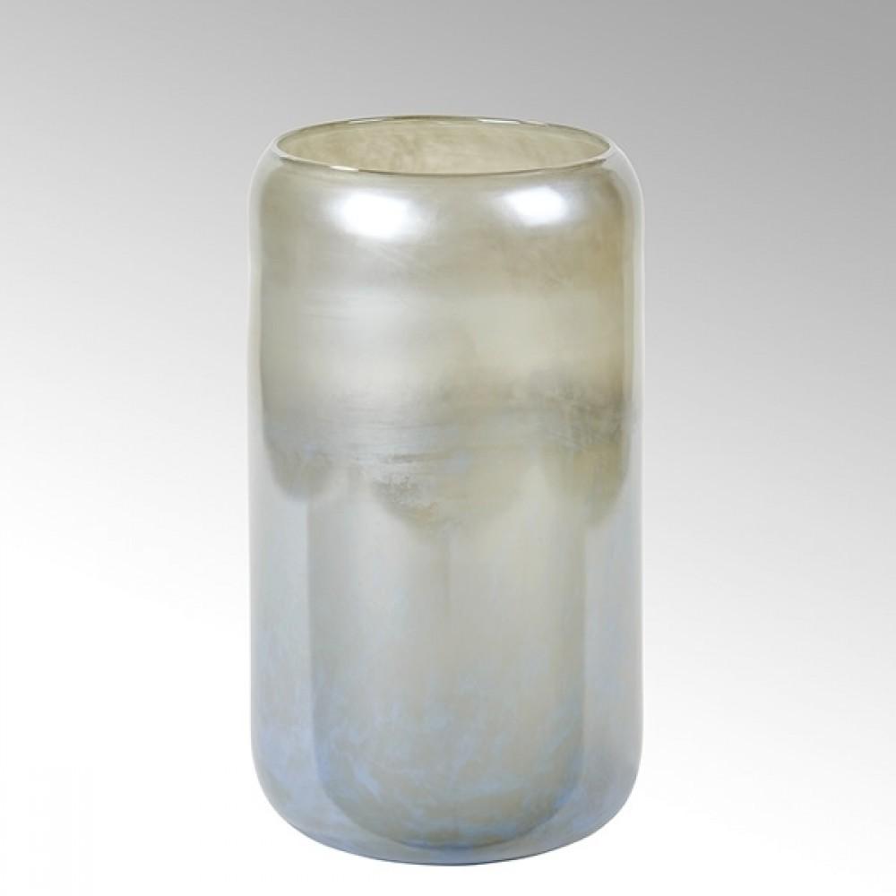 Lambert Glasvase Tiepolo, Nebel, H 32 cm