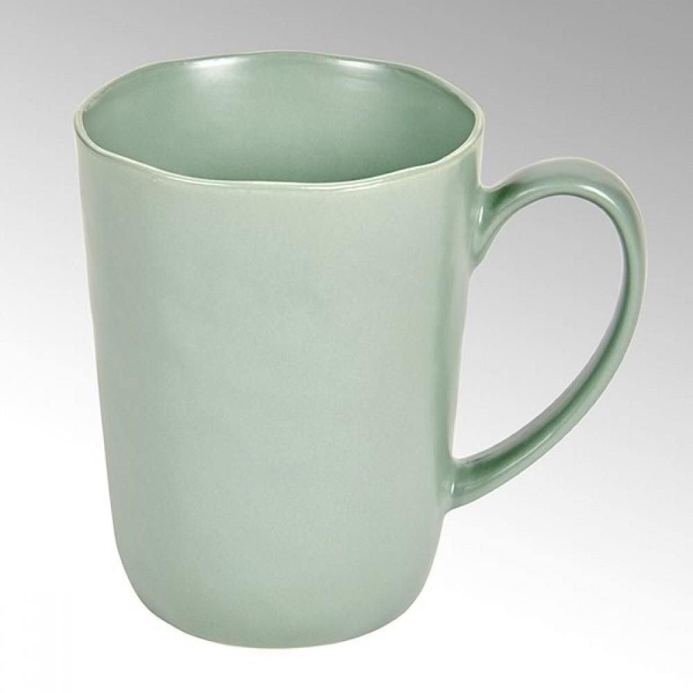 Lambert große Tasse / Kaffeetasse Piana, Stoneware, Celadon matt