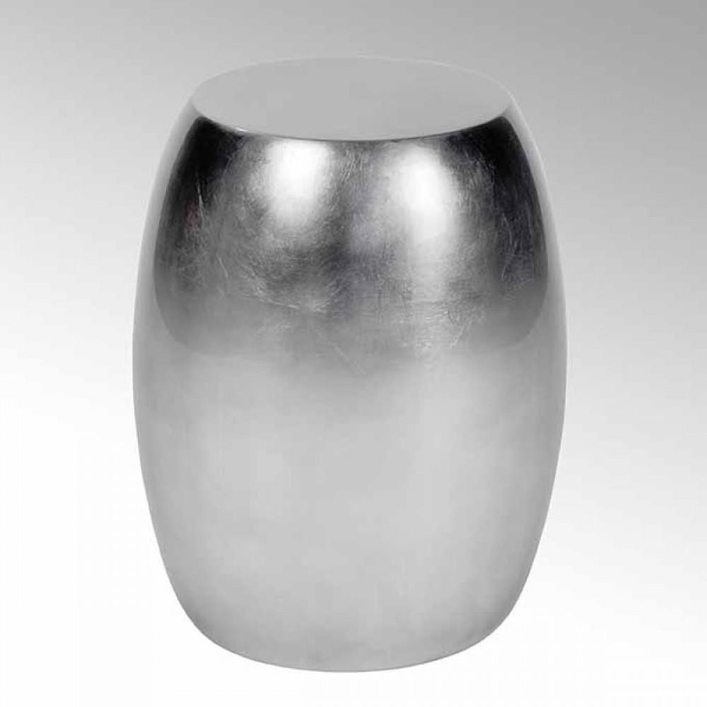 Lambert Hocker / Beistelltisch Keiko, Silber