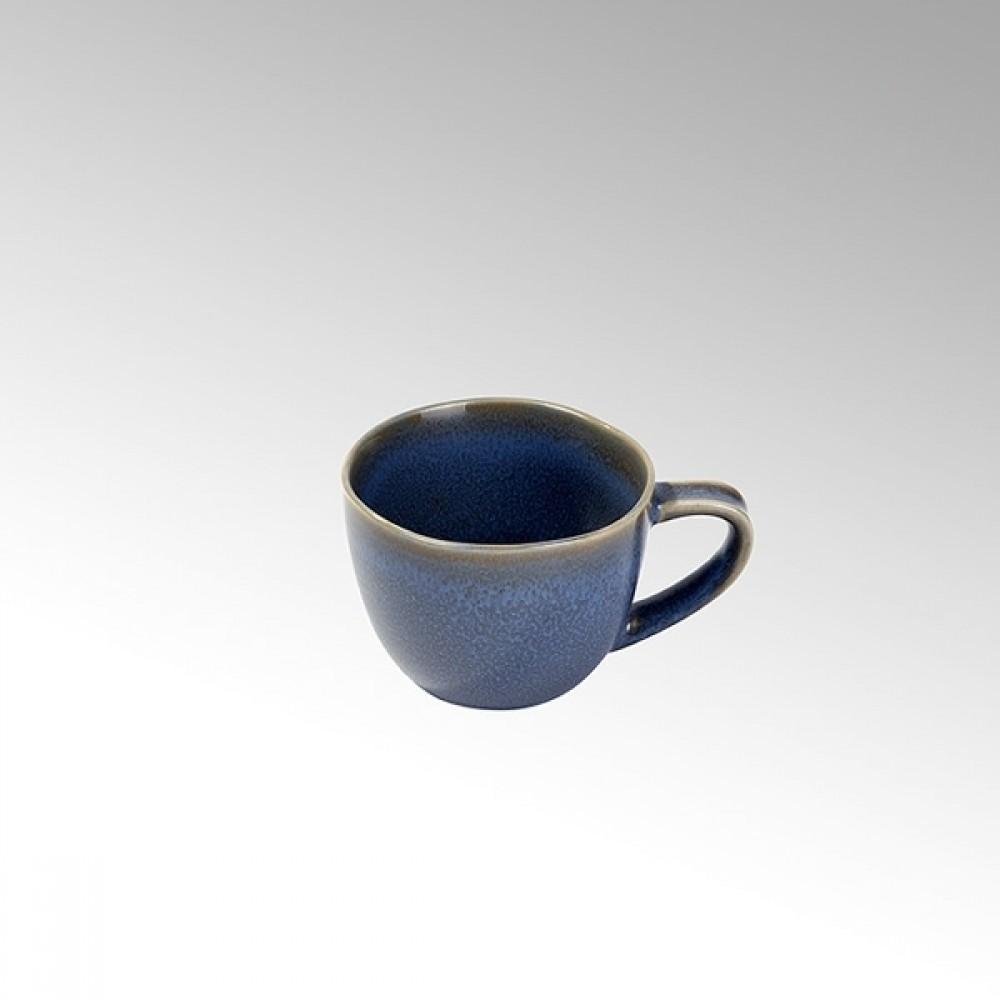 Lambert Kaffeetasse / Teetasse Bacoli, Stoneware, Basalt