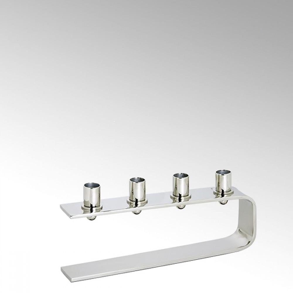 Lambert Kerzenständer Antares, Silber