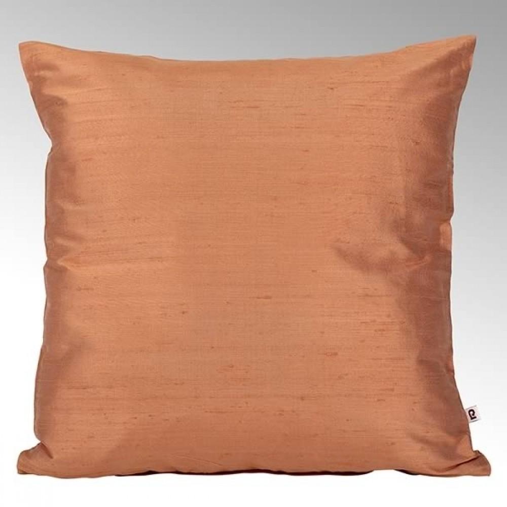 Lambert Kissenbezug Seine, 50 x 50 cm, Orange