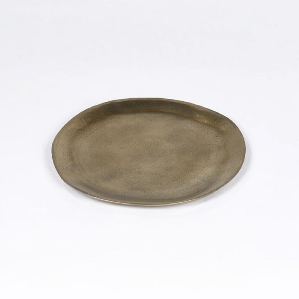 Lambert Platzteller Gobi, Antik / Gold, Ø 32 cm