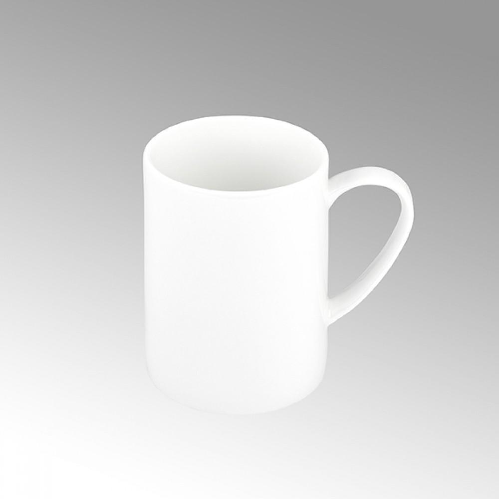 Lambert Kaffeebecher, Porzellan Serene - Weiß