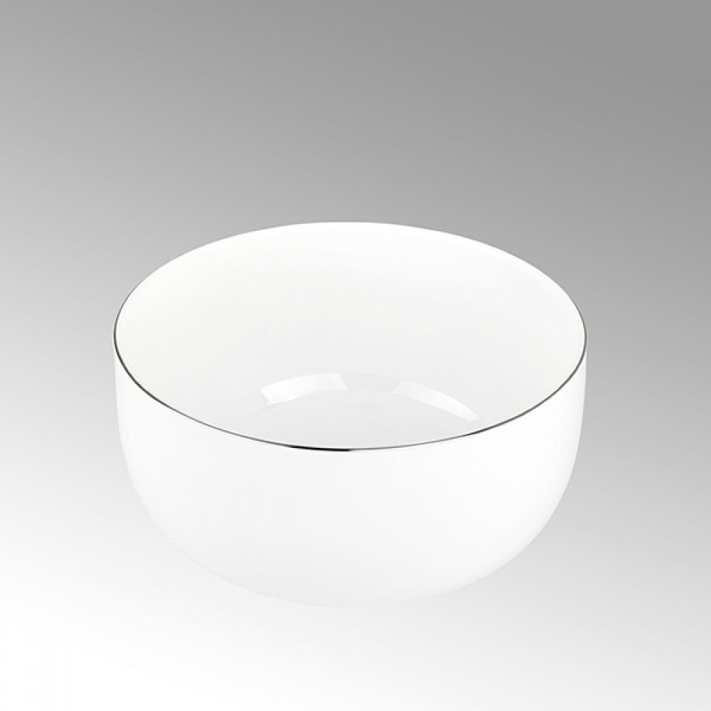 Lambert Müslischüssel, Porzellan Serene - Platinumrand