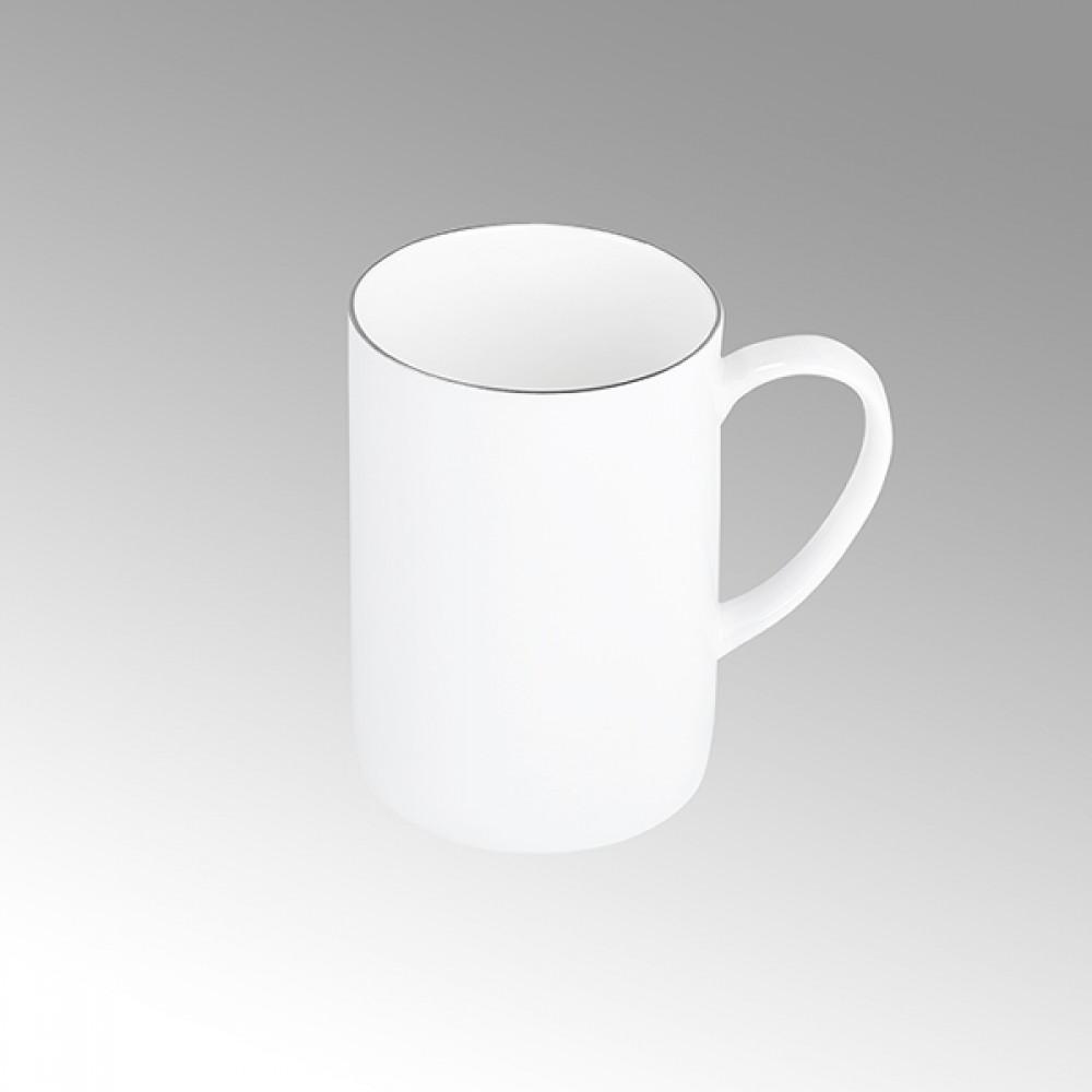 Lambert Kaffeebecher, Porzellan Serene - Platinumrand