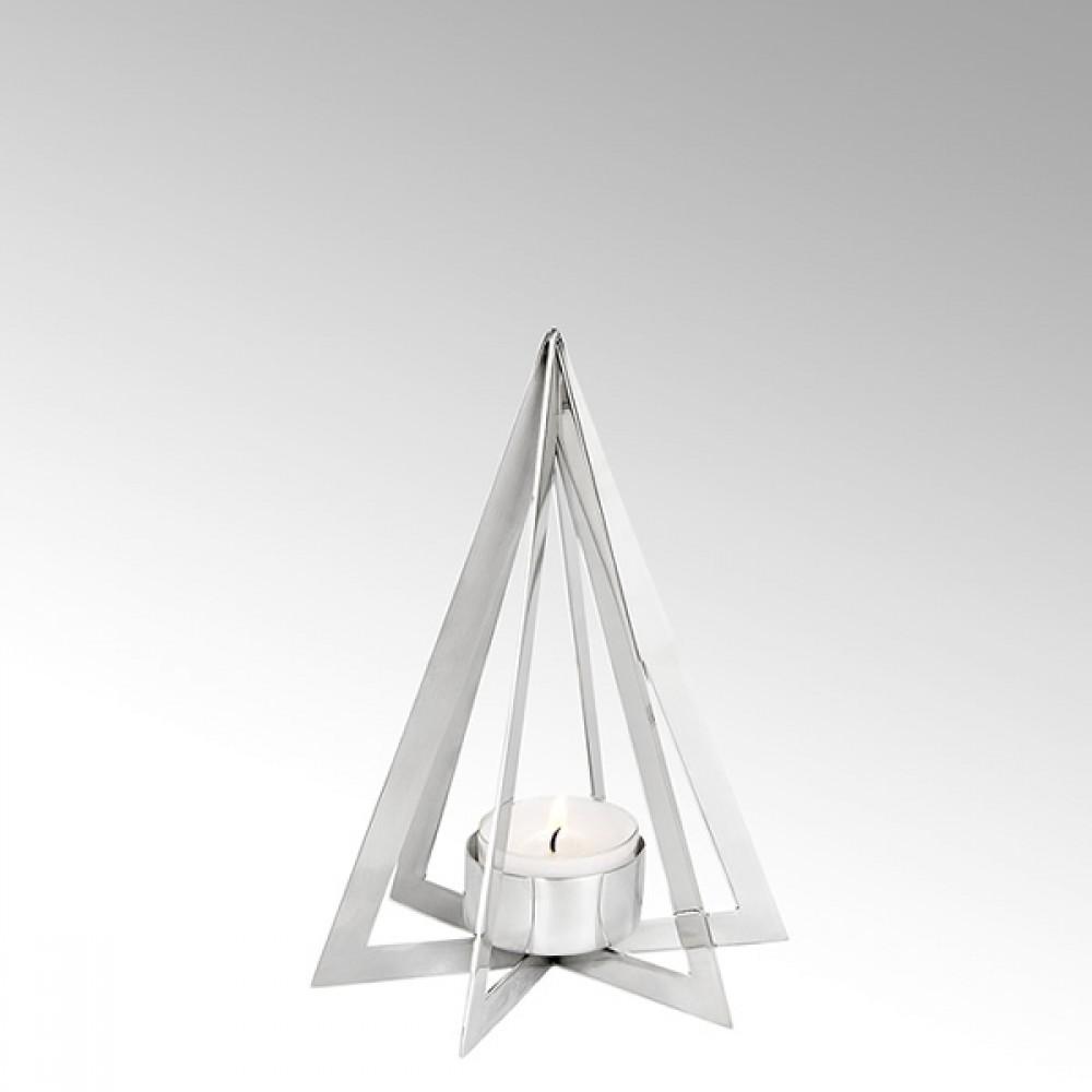 Lambert Teelichthalter Pinea, H 16 cm