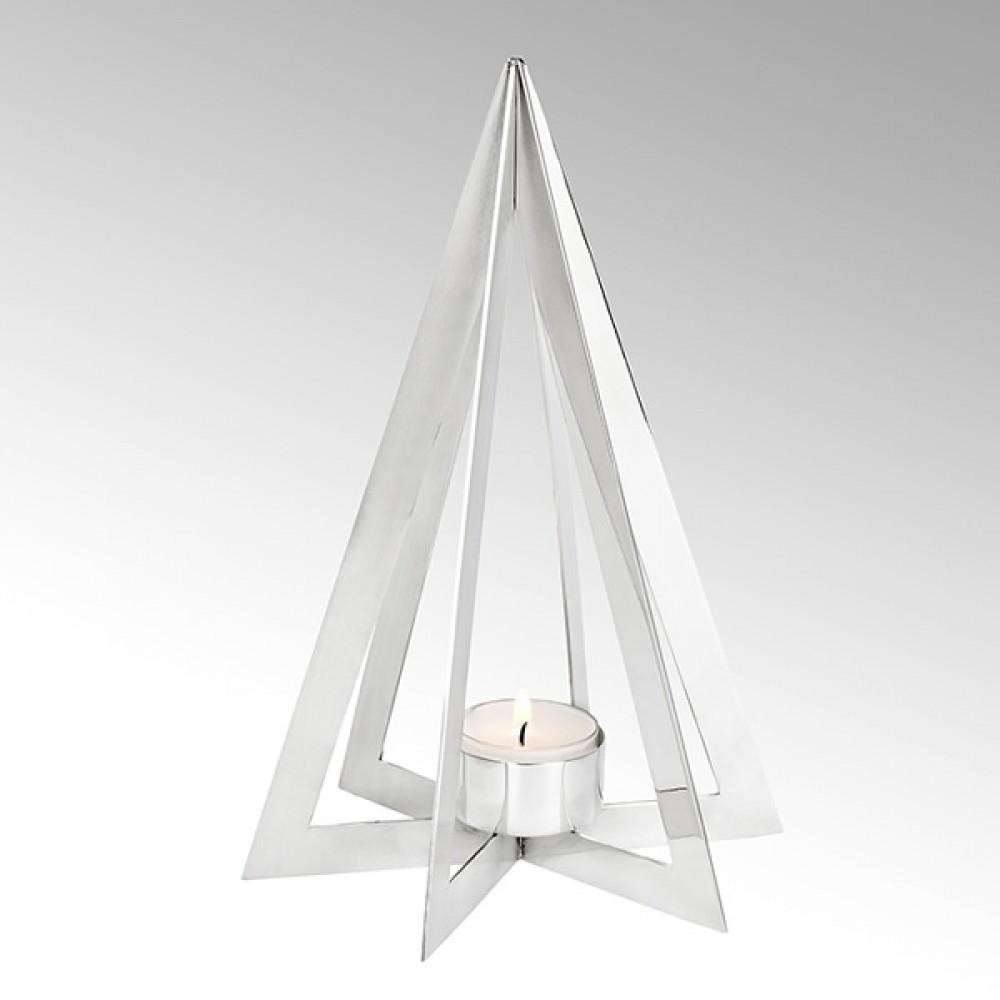 Lambert Teelichthalter Pinea, H 22 cm