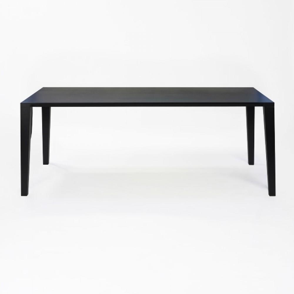 Lambert Tisch Aracol, Eiche Schwarz, 100 x 240 cm