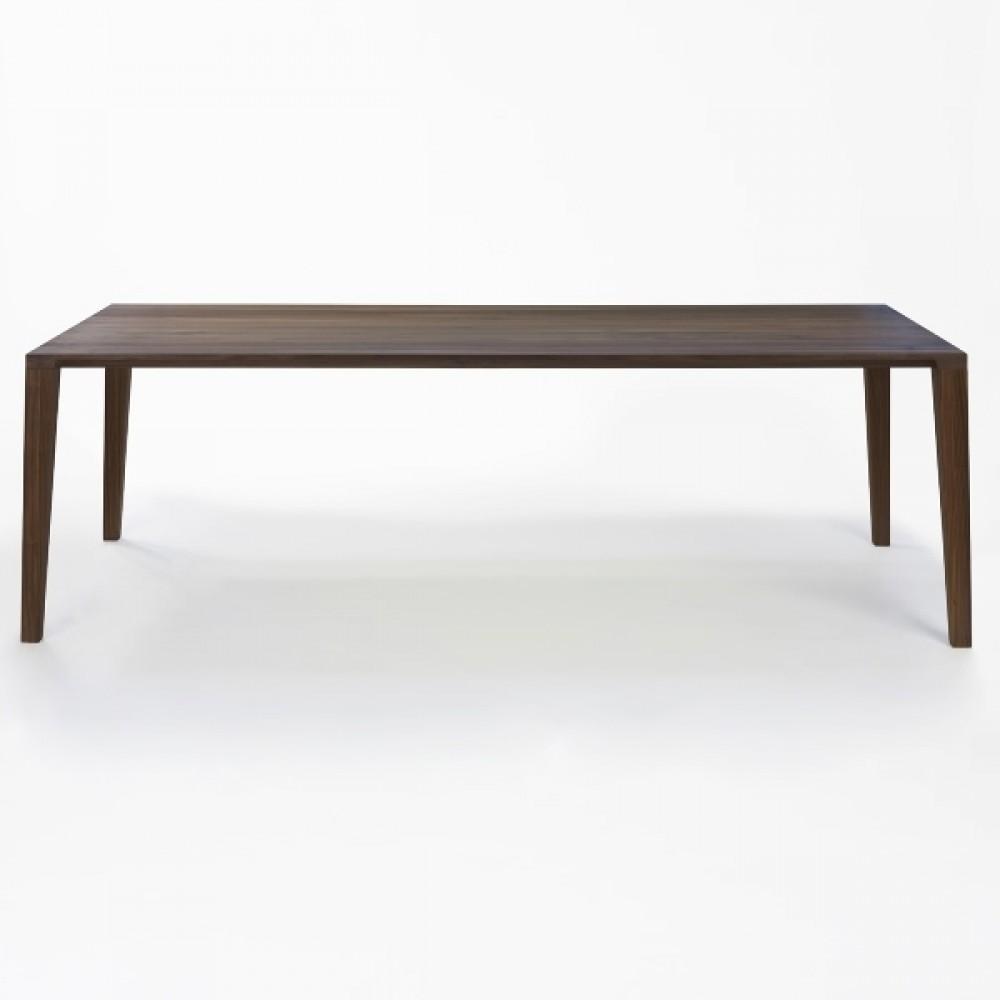 Lambert Tisch Aracol, Walnuss geölt, 90 x 200 cm