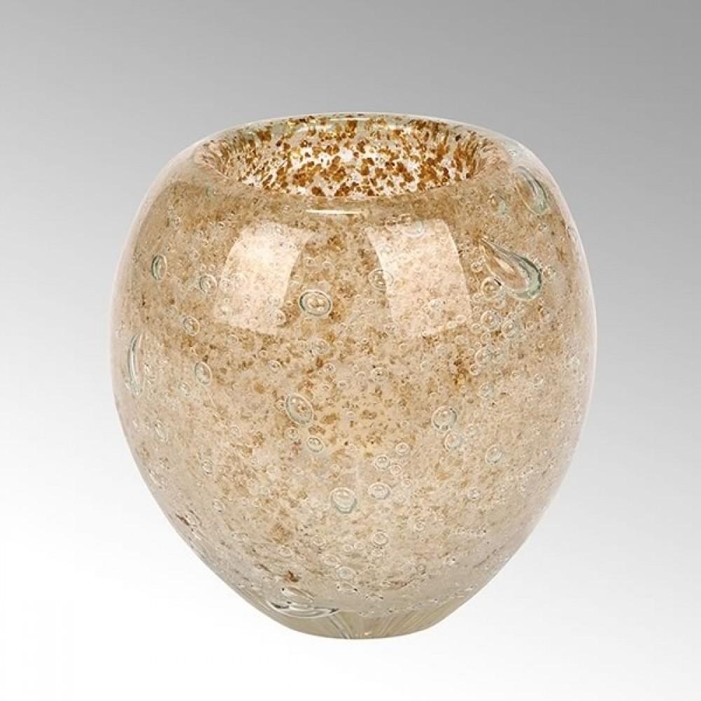 Lambert großes Windlicht / Vase Salviato - Gold