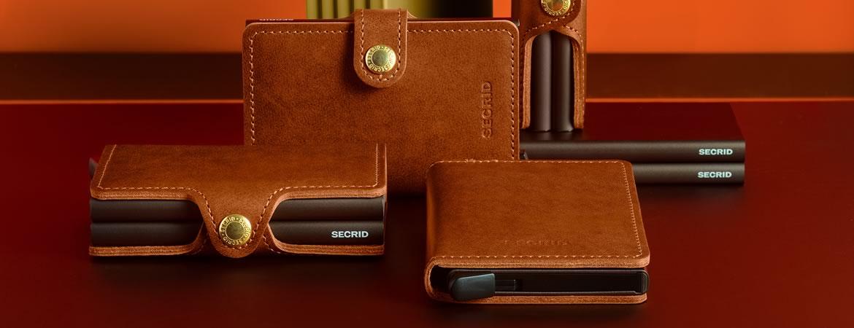 Secrid Brieftaschen