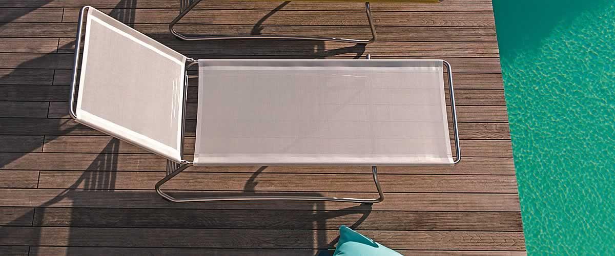 Weishäupl Sonnenliegen - Liegestühle