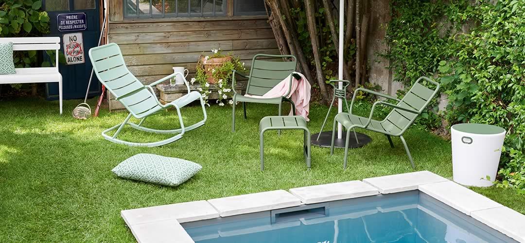 Fermob Stühle, Sessel, Hocker