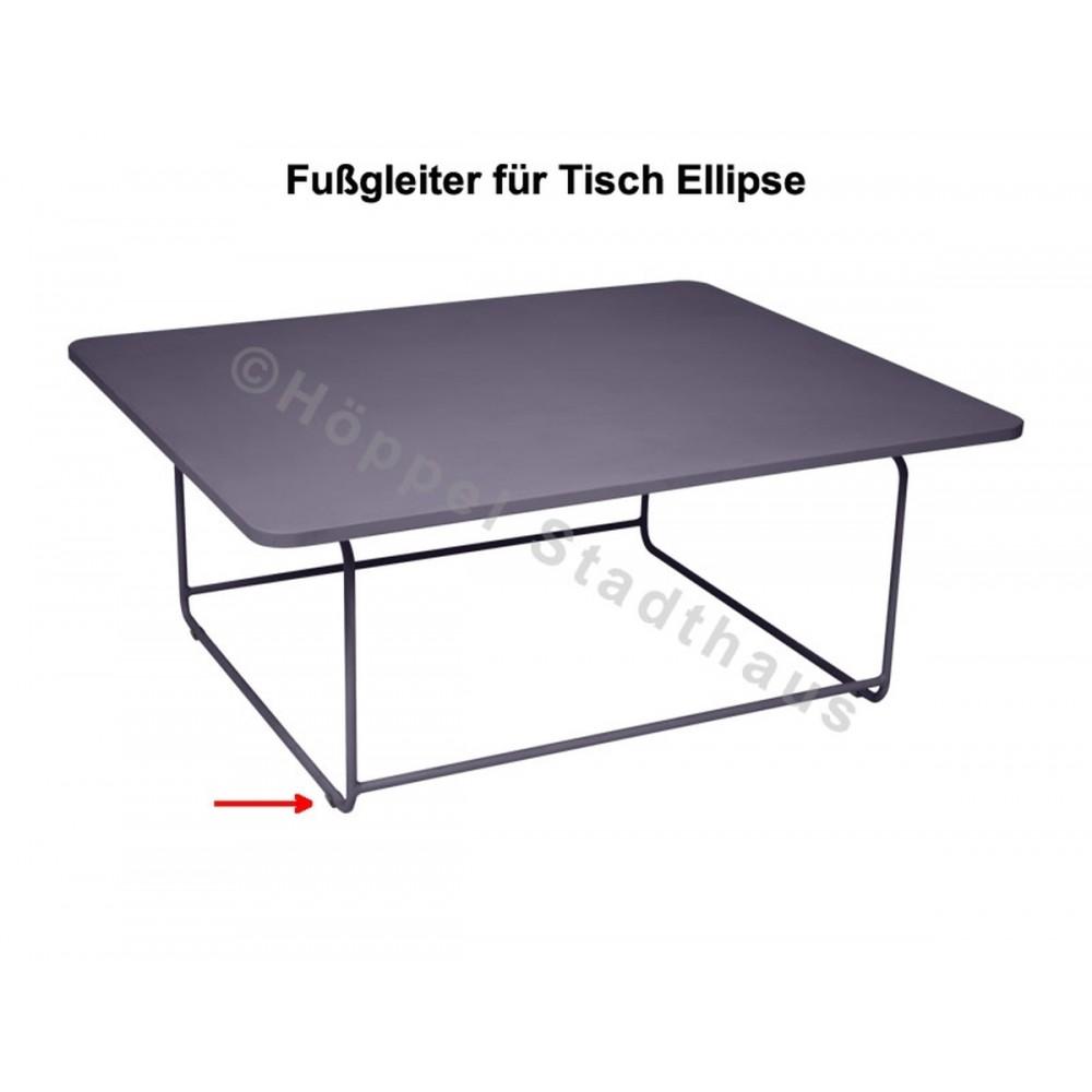 Fermob Fußgleiter für den Tisch Ellipse