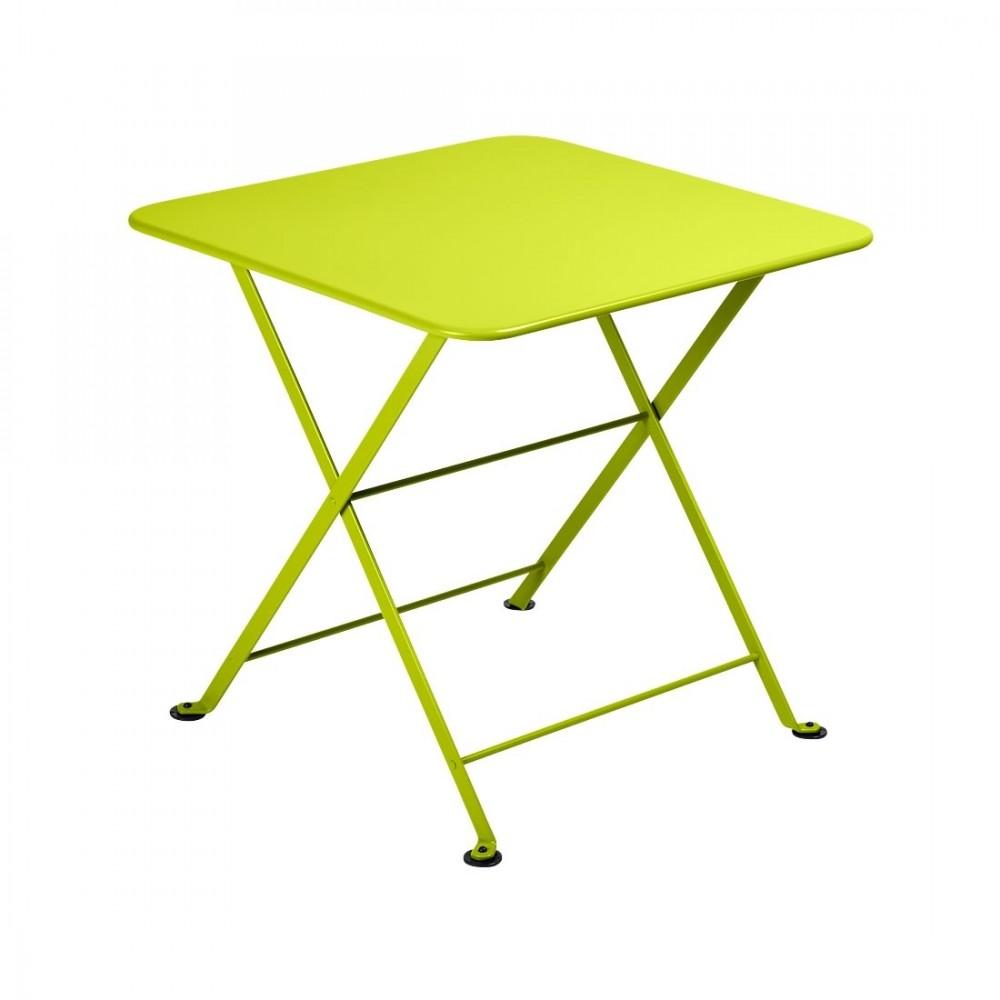 Fermob niedriger Tisch Tom Pouce, 50 x 50 cm