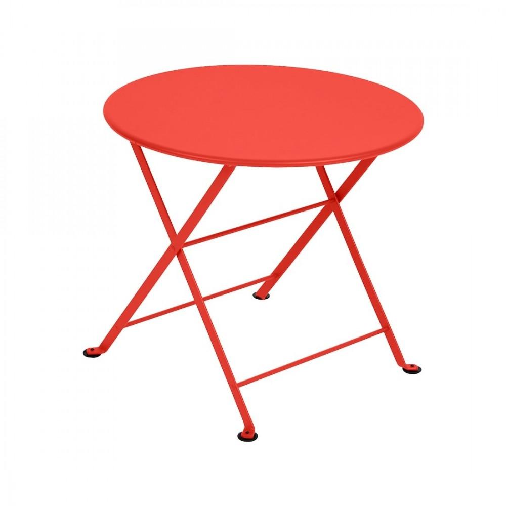 Fermob niedriger Tisch Tom Pouce, Ø 55 cm