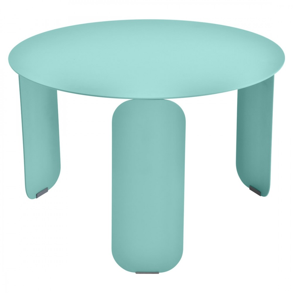 Fermob niedriger Tisch Bebop, Ø 60 cm