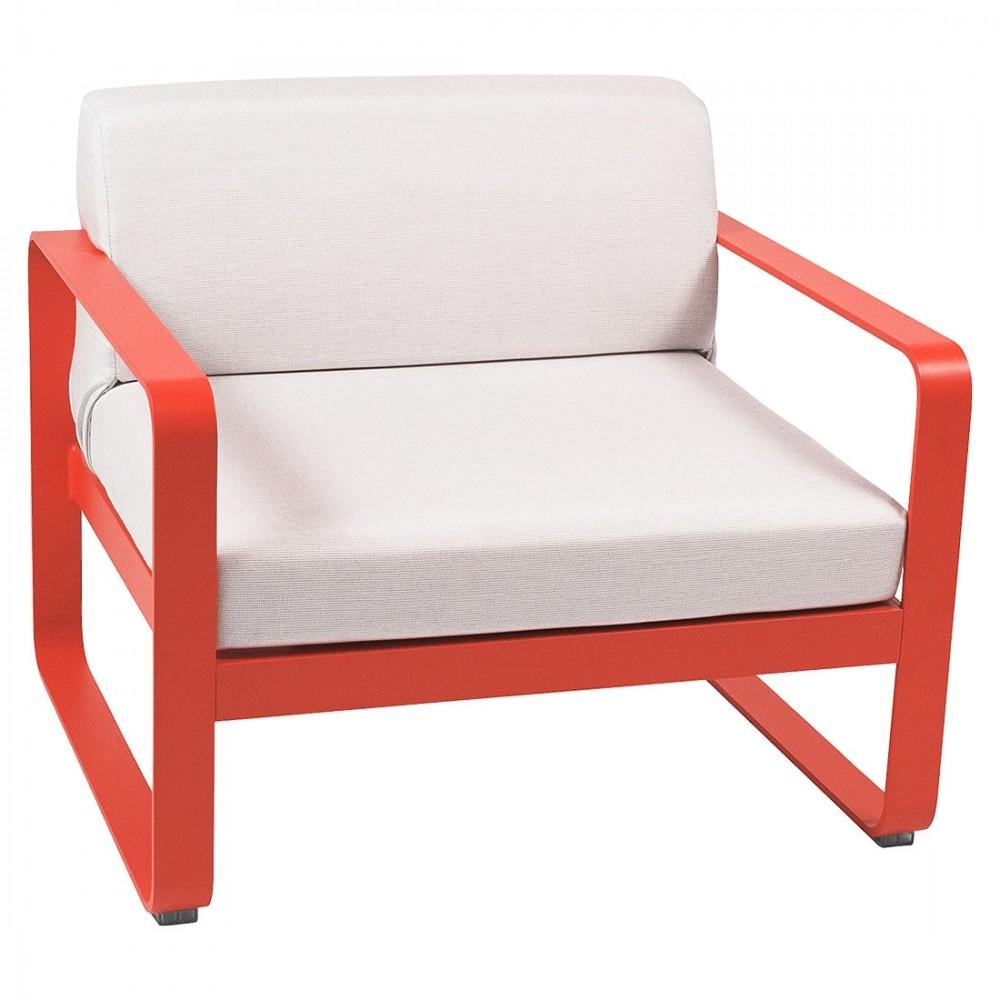 Fermob Sessel Bellevie - Grauweiß