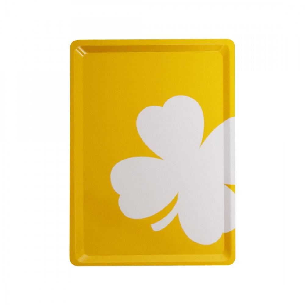 Fermob Tablett Trefle - Honig