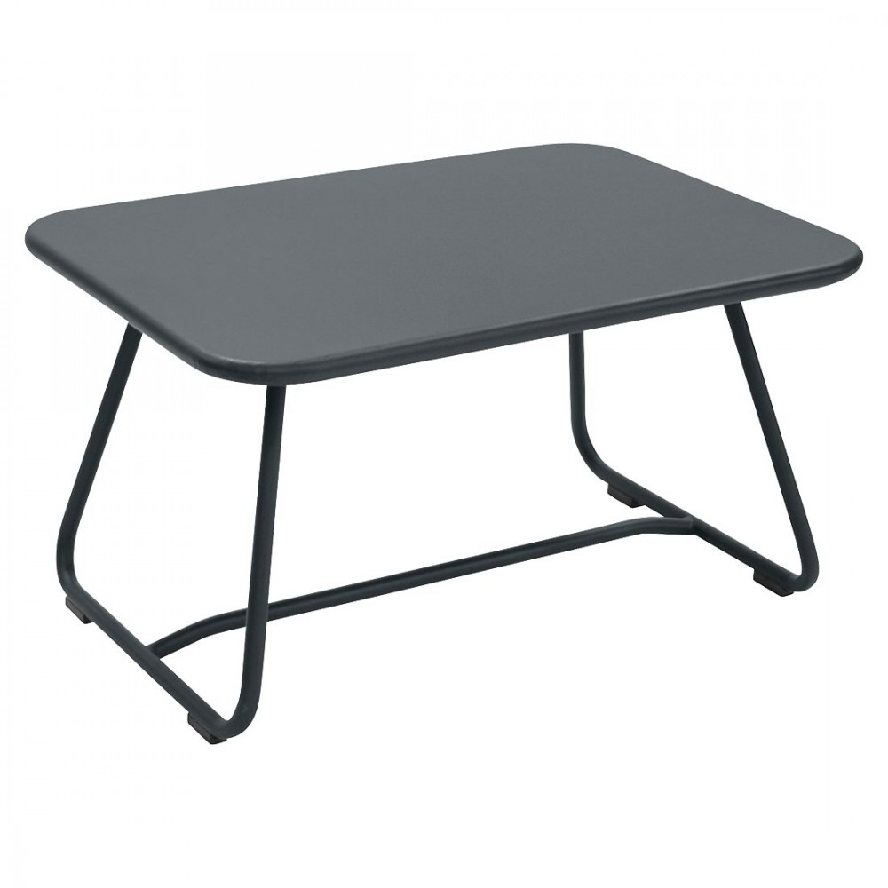 Fermob niedriger Tisch Sixties, 75,5 x 55,5 cm