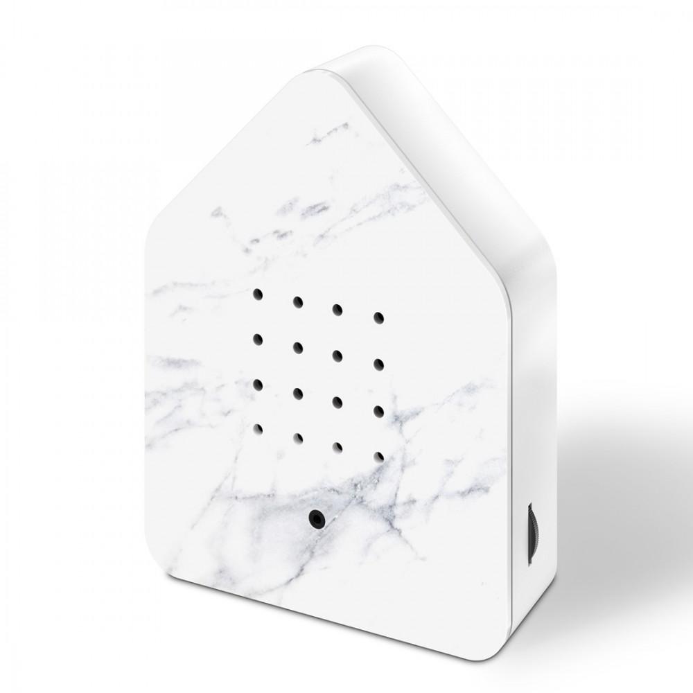Zwitscherbox Marmor