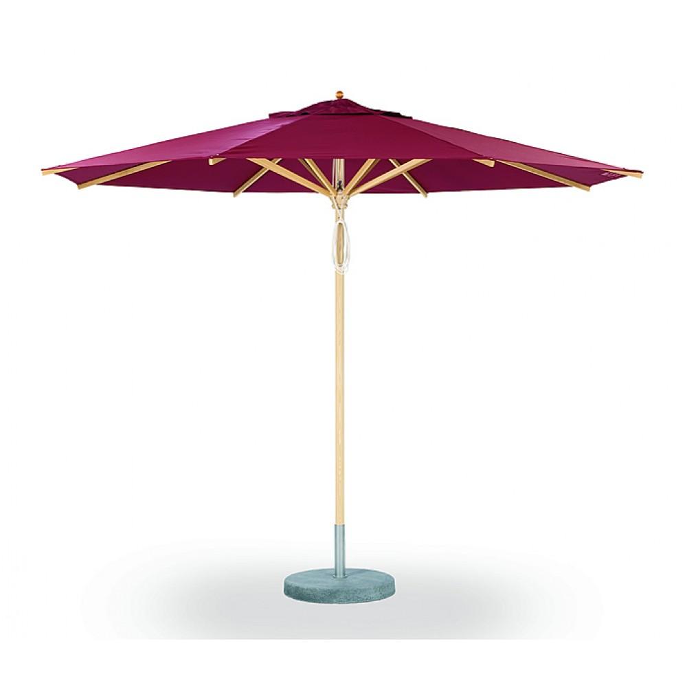 Weishäupl Basic Schirm, 300 x 300 cm - Stoffbespannung ACRYLTUCH