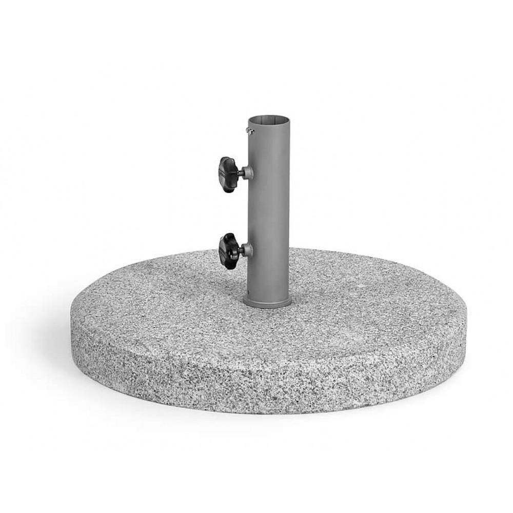 Weishäupl Schirmständer - Granit, geflammt