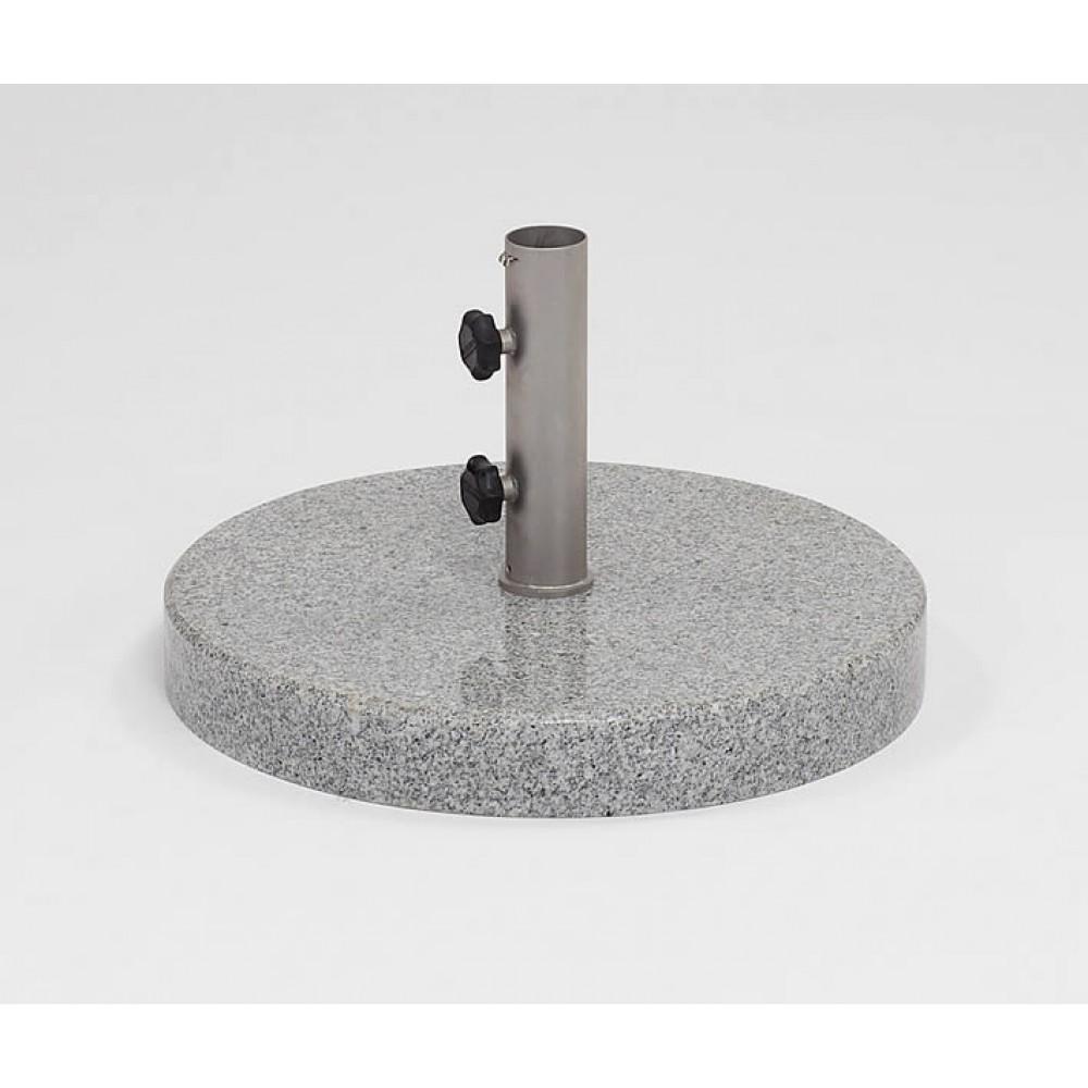 Weishäupl Schirmständer - Granit, handpoliert