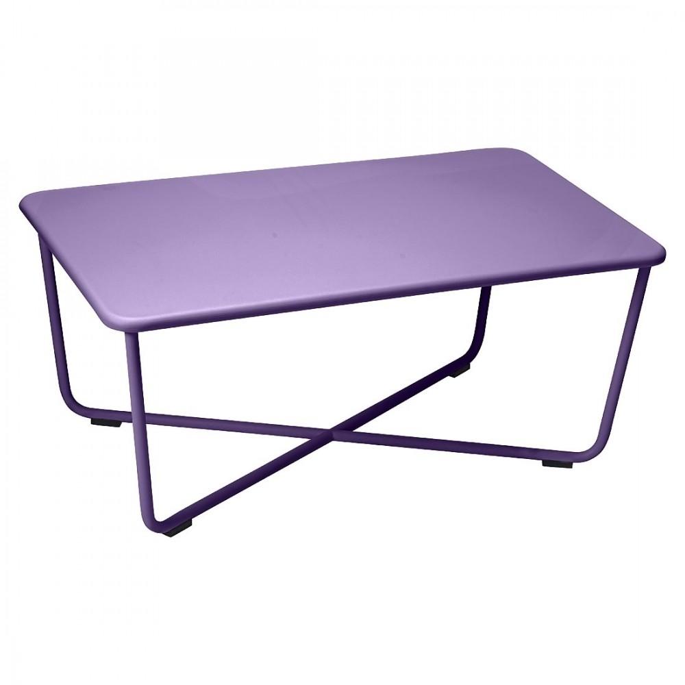 Fermob niedriger Tisch Croisette