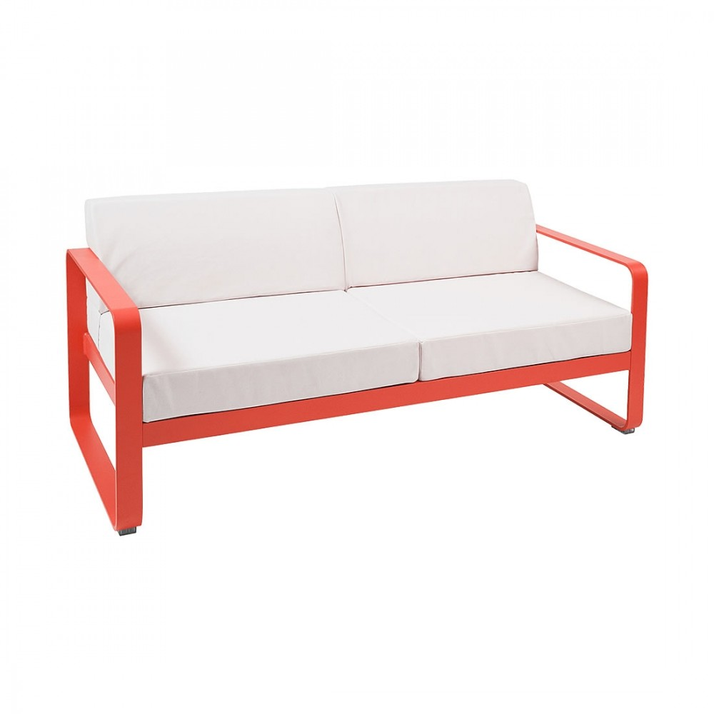 Fermob Sofa Bellevie - Grauweiß