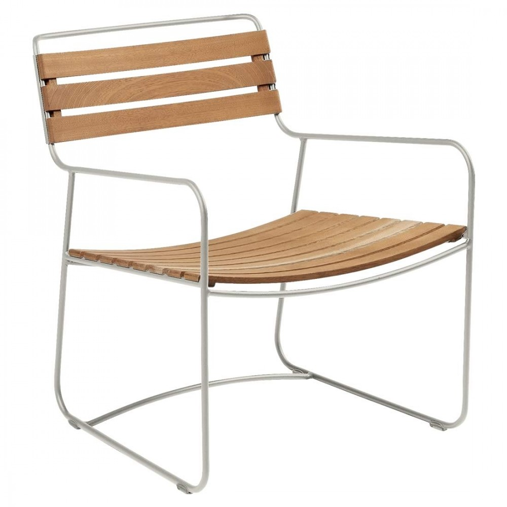 Fermob tiefer Sessel Surprising, Teak
