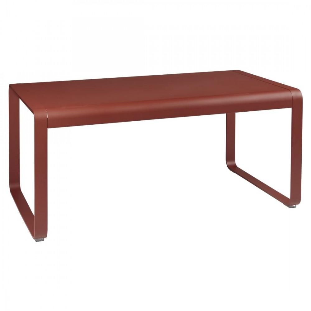 Fermob halbhoher Tisch Bellevie, 140 x 80 cm