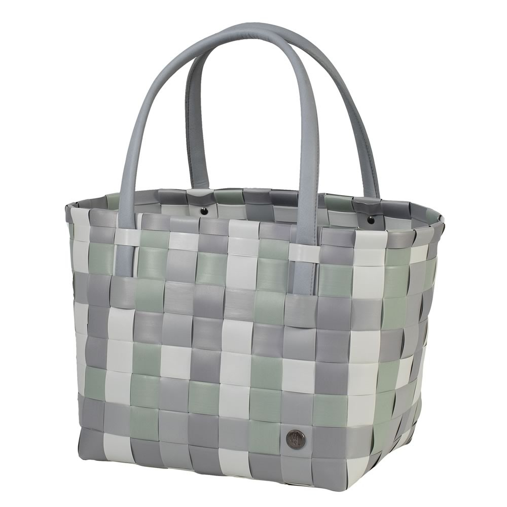 Handed by Shopper Color Block Mix
