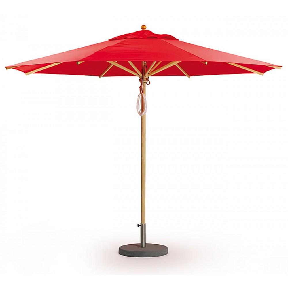 Weishäupl Sonnenschirm Klassiker, Ø 400 cm, 8-eckig - Stoffbespannung ACRYLTUCH
